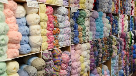 The owners have promised the new Wool Baa will have a similar design to their current shop Picture: