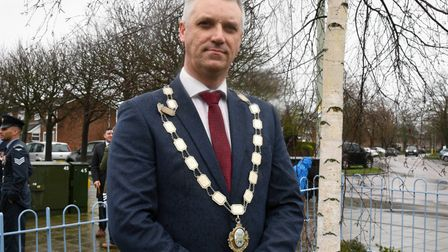 Bury St Edmunds mayor Peter Thompson said the historic link between the town council and the Guildha