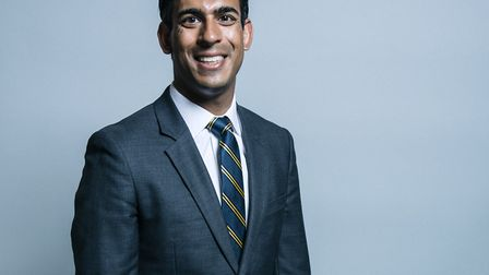 Chancellor of the Exchequer Rishi Sunak. Picture: HOUSE OF COMMONS