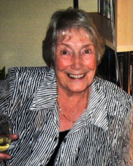 Ann Joyes passed away last September. Her husband Ron has now published a book that she wrote and il
