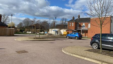 Hartismere Hospital in Eye will be used for a new drive through Coronavirus facility Picture: CHLOE