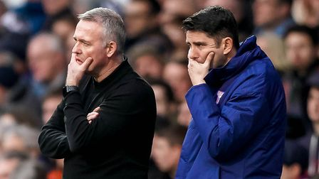 Town manager Paul Lambert and his assistant Stuart Taylor searching for options, late in the game ag