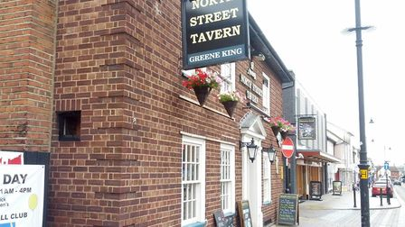 The North Street Tavern in Sudbury is having a grand reopening on March 6 after being extensively re