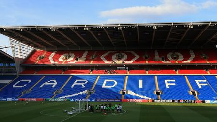 The impressive Cardiff City Stadium, home to Cardiff City since 2009. Picture: PA SPORT