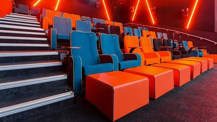 What the cinema screens could look like Picture: THE LIGHT CINEMA