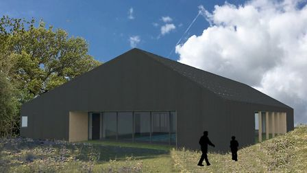 The new swimming pool would be built in Rishangles, between Eye and Debenham Picture: BEECH ARCHITEC