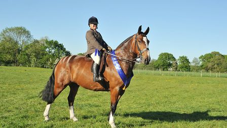 Equestrian centre co-owner Andrea Pearman, who is looking forward to retirement Picture: SMR PHOTOS
