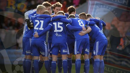 Ipswich Town are due to take on Bristol Rovers this weekend. Picture: PAGEPIX