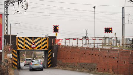Manningtree level crossing. Picture: SARAH LUCY BROWN