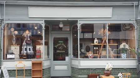 Vintage furniture shop, Vintro Interiors, has moved from the Antiques Centre to a new premises on th