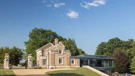 Monkey Lodge is open plan with panoramic views of the River Orwell Picture: Matt Smith Photograp