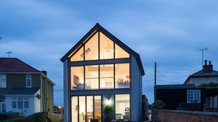 This three-storey home in Brightlingsea boasts beautiful views over the Colne Estuary Picture: