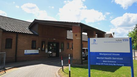 Andrew Gibbins was a voluntary patient at the Wedgwood House mental health unit in Bury St Edmunds P