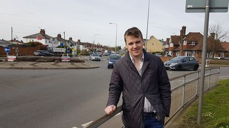 Ipswich MP Tom Hunt has been appointed co-chair of the new taskforce looking at traffic problems aro