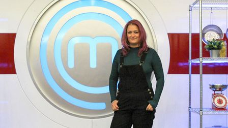 MasterChef continues with Hannah� Gregory of Bury St Edmunds in the quarter final. Picture: MASTERCH
