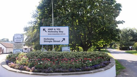Hollesley Bay Prison is set to house sex offenders in the near future Picture: ARCHANT