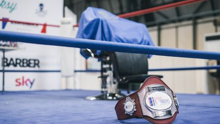 The winner of Britain's Best Shave will walk out of the competition's boxing ring with their belt he