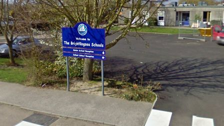 The two school's that combined to form Brightlingsea Junior and Infant School previously had Outstan