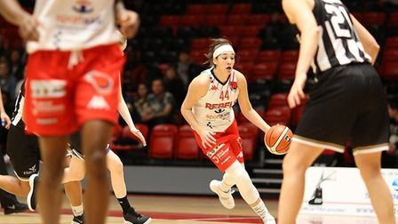Sadler is one of Basketball England's All Girls Ambassadors, who are committed to increasing partici