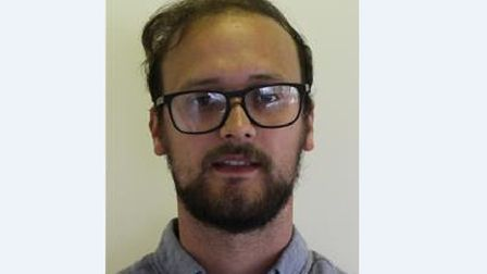 Luke Cresswell is under investigation by the Labour Party. Picture; BABERGH/MID SUFFOLK COUNCIL