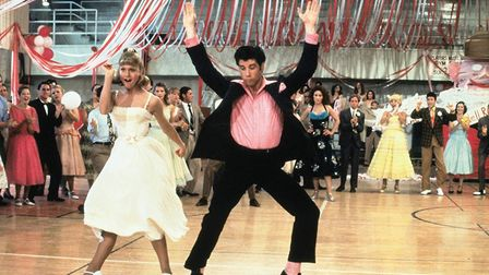 John Travolta and Olivia Newton-John in Grease Picture: PARAMOUNT PICTURES/IMDB