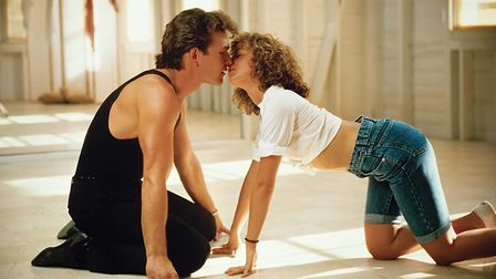 Patrick Swayze and Jennifer Grey in Dirty Dancing Picture: VESTRON PICTURES/IMDB