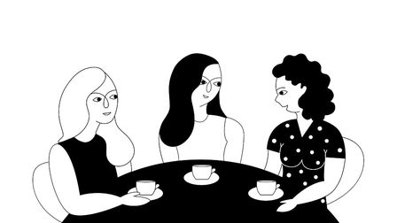 Death Cafes give people a chance to speak openly and honestly about death