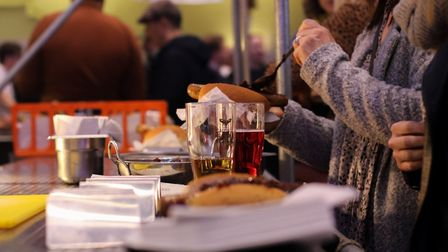 The event comes to Colchester's Charter Hall on May 23 Picture: SAUSAGE AND CIDER FESTIVAL