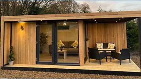 SMART Garden Rooms, Offices & Studios has launched a new range called Affinity Picture: SMART