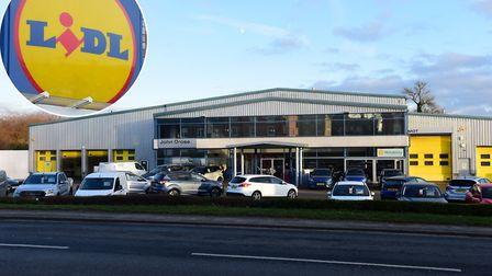 Lidl said it is interested in opening a store in Framlingham as the John Grose site remains vacant P