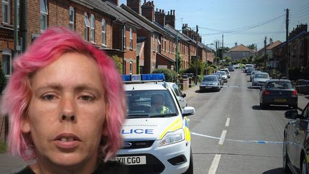 Susan Warne killed John Proctor at his home in Grimsey Road, Leiston, on June 13, 2015 Picture: ARC