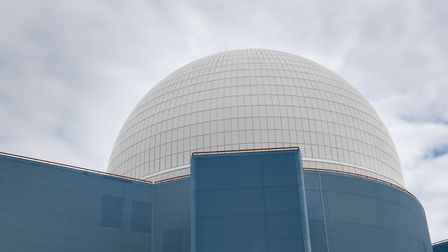 Sizewell B first started generating power on February 14 1995. Picture: SARAH LUCY BROWN