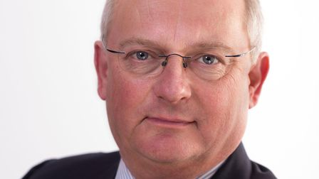 Andrew Reid, cabinet member for highways, transport and rural affairs at Suffolk County Council Pic