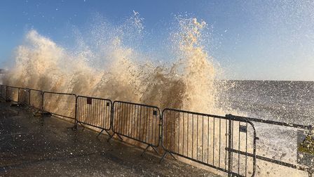 Storm Dennis is set to bring strong winds and heavy rain to the region this weekend. Picture: NEIL D