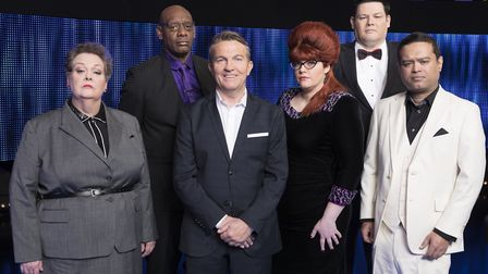 Could you beat the Chasers? Picture: ITV