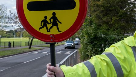 Body cameras for crossing wardens are a sad reflection on society, the chief constaboe said. Picture