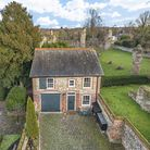 The Coach House in Bury St Edmunds is currently on the market Picture: JACKSON-STOPS