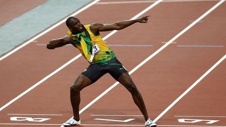 Usain Bolt is one of the greatest athletes of all time. Picture: PA SPORT