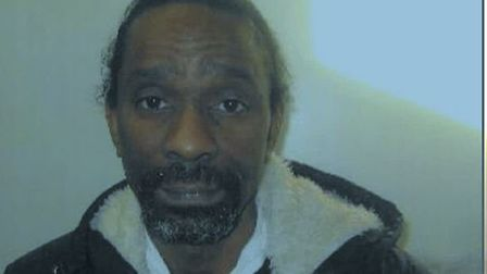Suffolk police is appealing for information to help locate Dominic Rowan, who has links to Bury St E