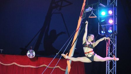 Circus Fantasia will be at Trinity Park, Ipswich from February 15-23 Picture: Copyright Fantasia Pro