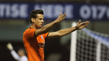 Balint Bajner is a free agent. Picture: ARCHANT
