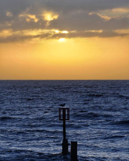 Jonathan captured stunning pictures in Southwold. Picture: JONATHAN HADGRAFT