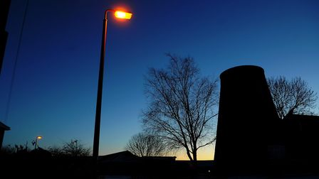 Suffolk's street lights could be all-LED by 2022 (file photo) Picture: ARCHANT