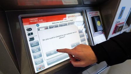 Ticket machines are now available at many stations - and Greater Anglia staff know when they are not