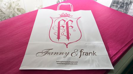 Fanny and Frank are offering a new service where they go to shoppers houses and help identify items