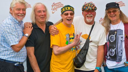 Fairport Convention will play at the John Peel Centre in Stowmarket in May. Picture: CHARLIE BRYAN