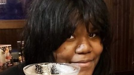 Tiffany Morvany, 14, has gone missing from her Great Conrad home. Picture: SUFFOLK POLICE