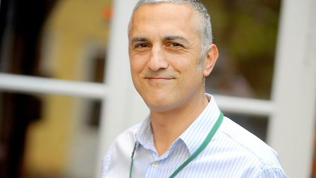 Chief executive of Healthwatch Suffolk, Andy Yacoub, expressed concern over poor scores for Suffolk