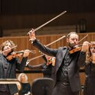 Aurora Orchestra who are appearing at the Bury Festival 2020 Photo:Nick Rutter