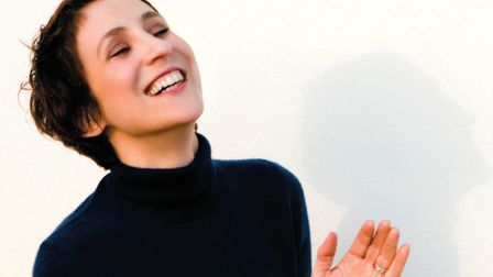 Jazz star Stacey Kent who is appearing at the Bury Festival 2020 Photo:Bury Festival